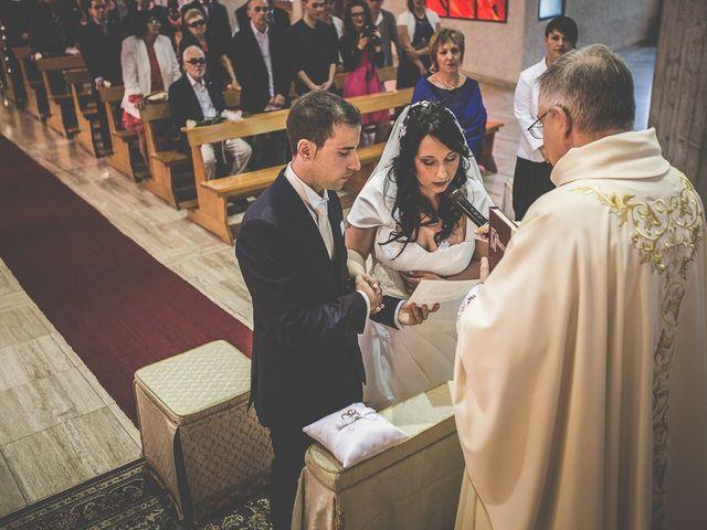 Il matrimonio di Paolo e Noemi a Brescia, Brescia 50