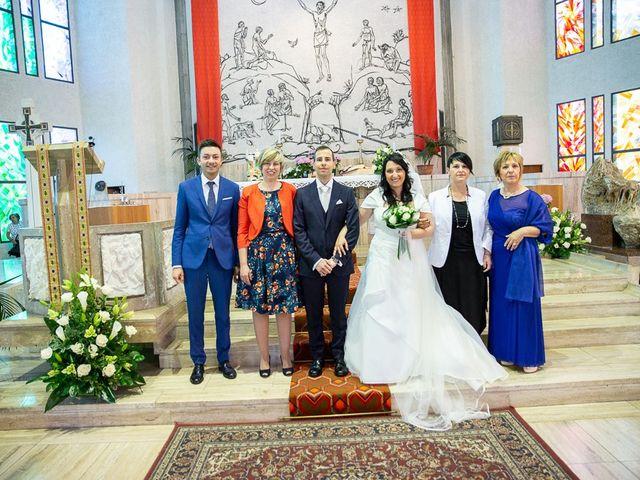 Il matrimonio di Paolo e Noemi a Brescia, Brescia 62