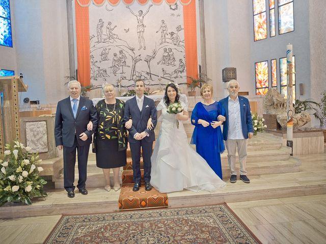 Il matrimonio di Paolo e Noemi a Brescia, Brescia 63