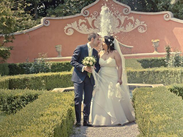 Il matrimonio di Paolo e Noemi a Brescia, Brescia 69