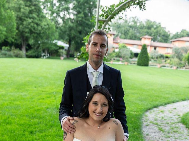 Il matrimonio di Paolo e Noemi a Brescia, Brescia 83