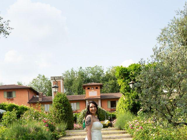 Il matrimonio di Paolo e Noemi a Brescia, Brescia 111