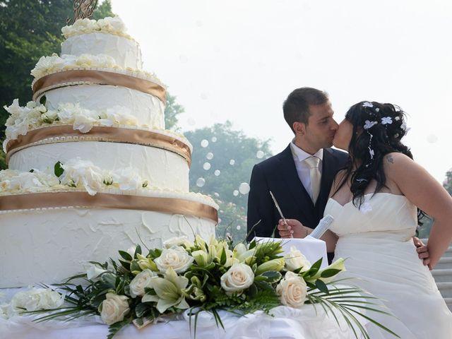 Il matrimonio di Paolo e Noemi a Brescia, Brescia 114