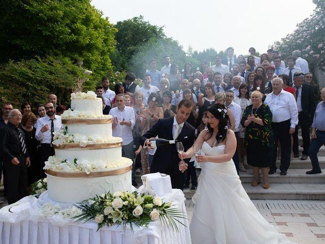 Il matrimonio di Paolo e Noemi a Brescia, Brescia 121
