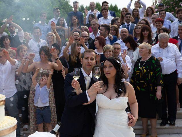 Il matrimonio di Paolo e Noemi a Brescia, Brescia 122