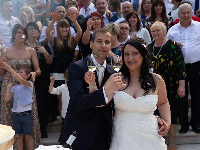 Il matrimonio di Paolo e Noemi a Brescia, Brescia 123