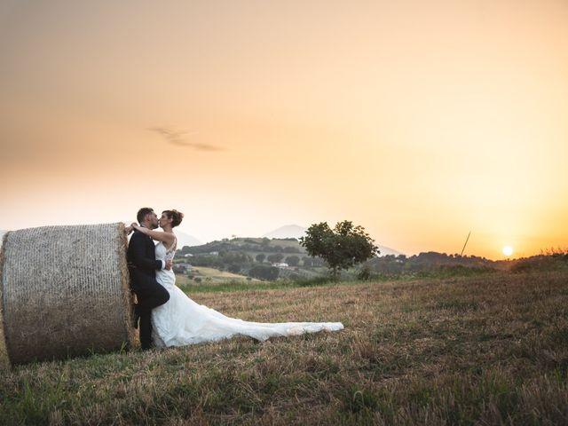 Le nozze di Monica e Flavio