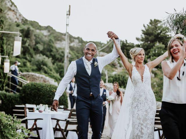 Il matrimonio di Charlton e Gina a Morciano di Leuca, Lecce 1