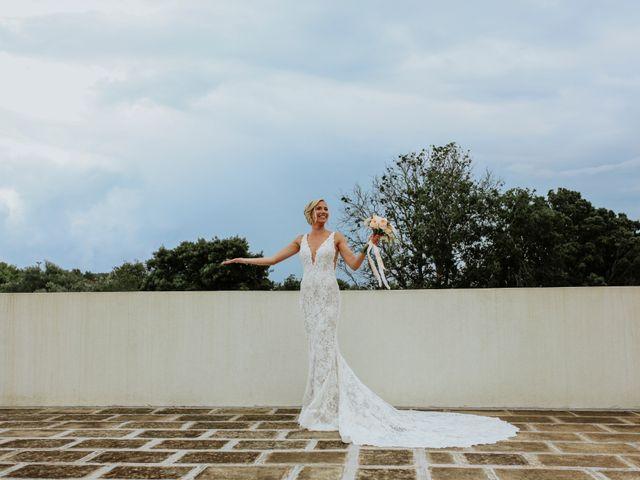 Il matrimonio di Charlton e Gina a Morciano di Leuca, Lecce 2