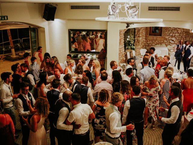 Il matrimonio di Charlton e Gina a Morciano di Leuca, Lecce 6