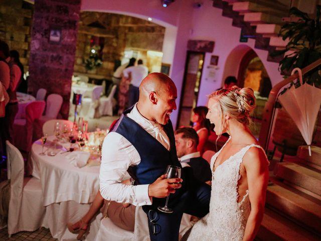 Il matrimonio di Charlton e Gina a Morciano di Leuca, Lecce 12