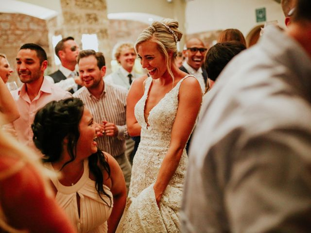 Il matrimonio di Charlton e Gina a Morciano di Leuca, Lecce 13