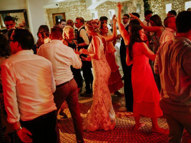 Il matrimonio di Charlton e Gina a Morciano di Leuca, Lecce 16