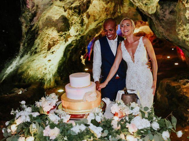 Il matrimonio di Charlton e Gina a Morciano di Leuca, Lecce 21