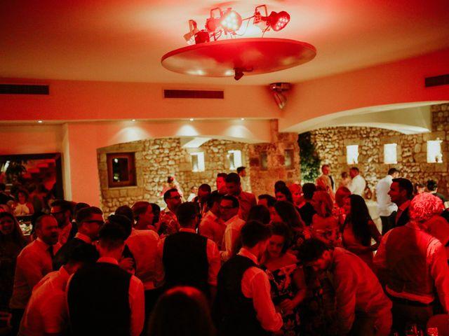 Il matrimonio di Charlton e Gina a Morciano di Leuca, Lecce 23