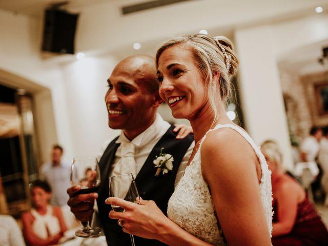 Il matrimonio di Charlton e Gina a Morciano di Leuca, Lecce 31