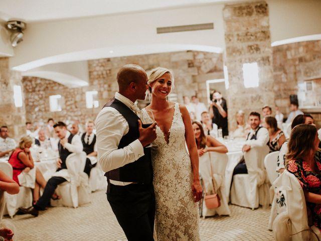 Il matrimonio di Charlton e Gina a Morciano di Leuca, Lecce 33