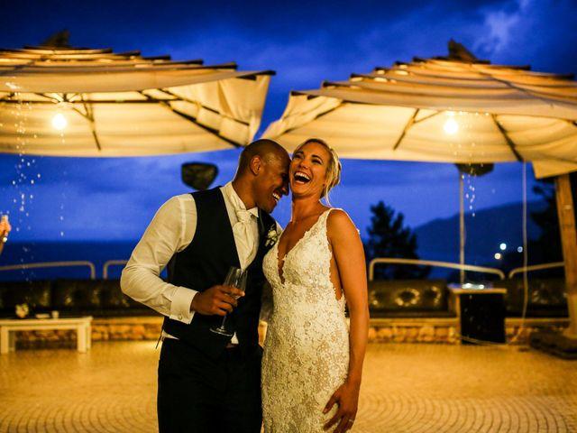 Il matrimonio di Charlton e Gina a Morciano di Leuca, Lecce 35