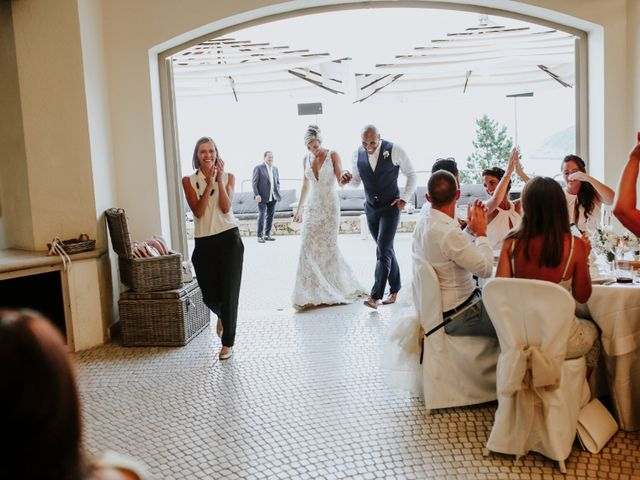 Il matrimonio di Charlton e Gina a Morciano di Leuca, Lecce 38