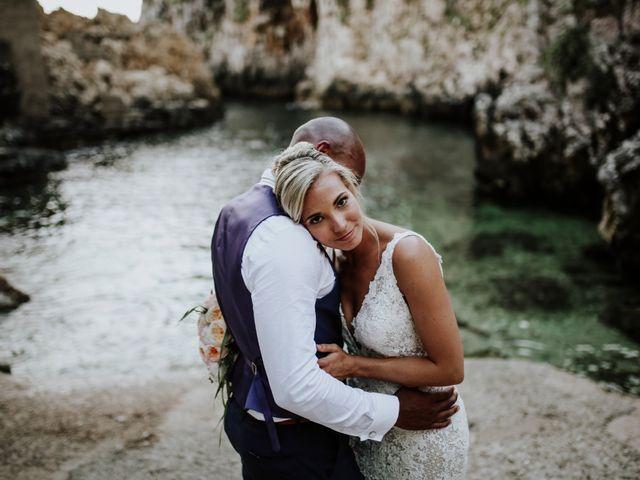 Il matrimonio di Charlton e Gina a Morciano di Leuca, Lecce 47