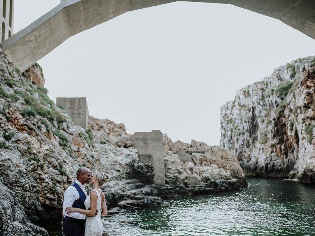 Il matrimonio di Charlton e Gina a Morciano di Leuca, Lecce 48
