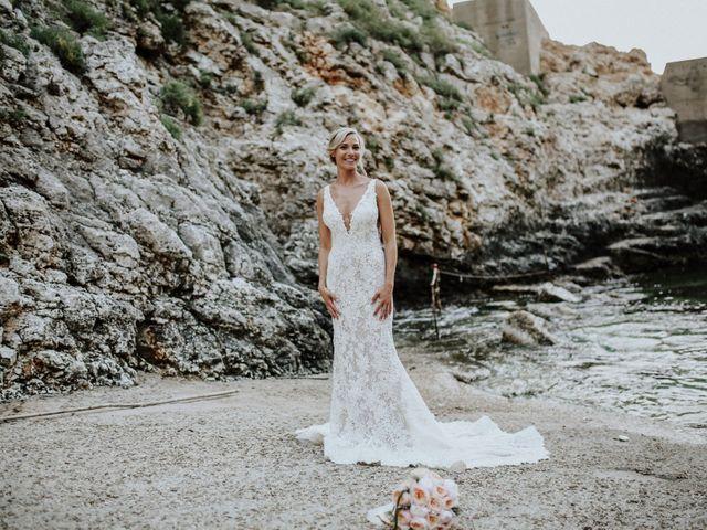 Il matrimonio di Charlton e Gina a Morciano di Leuca, Lecce 49