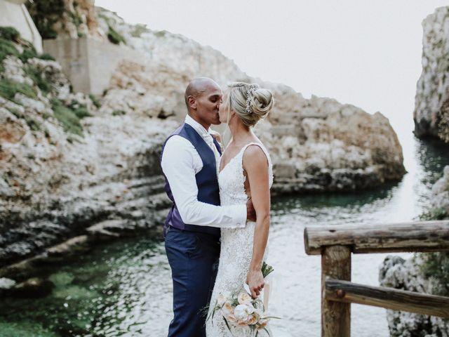 Il matrimonio di Charlton e Gina a Morciano di Leuca, Lecce 51