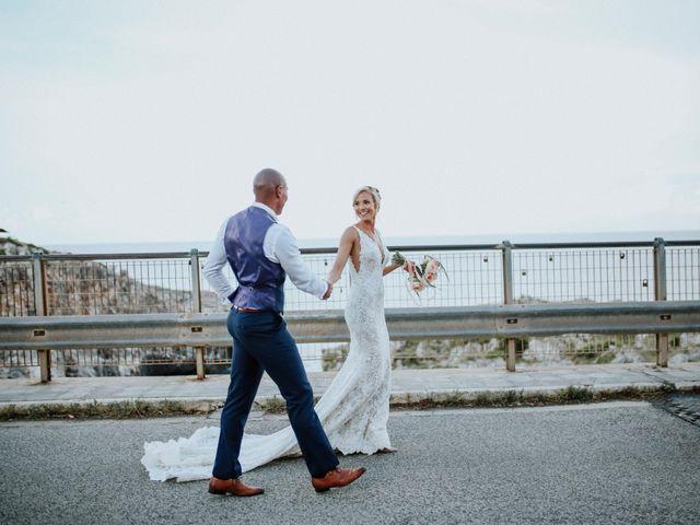 Il matrimonio di Charlton e Gina a Morciano di Leuca, Lecce 53