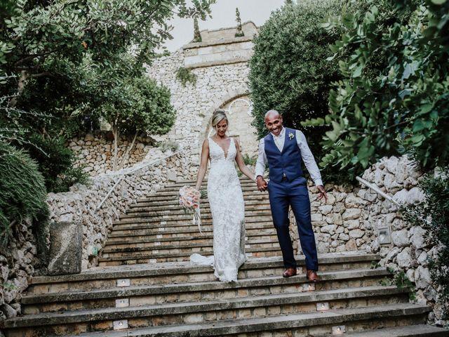 Il matrimonio di Charlton e Gina a Morciano di Leuca, Lecce 54