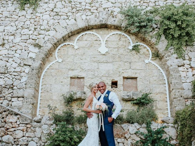 Il matrimonio di Charlton e Gina a Morciano di Leuca, Lecce 55