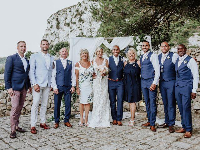 Il matrimonio di Charlton e Gina a Morciano di Leuca, Lecce 57
