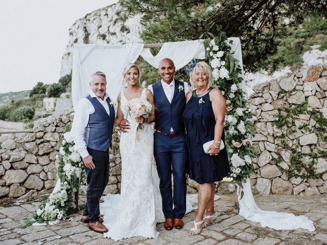 Il matrimonio di Charlton e Gina a Morciano di Leuca, Lecce 61