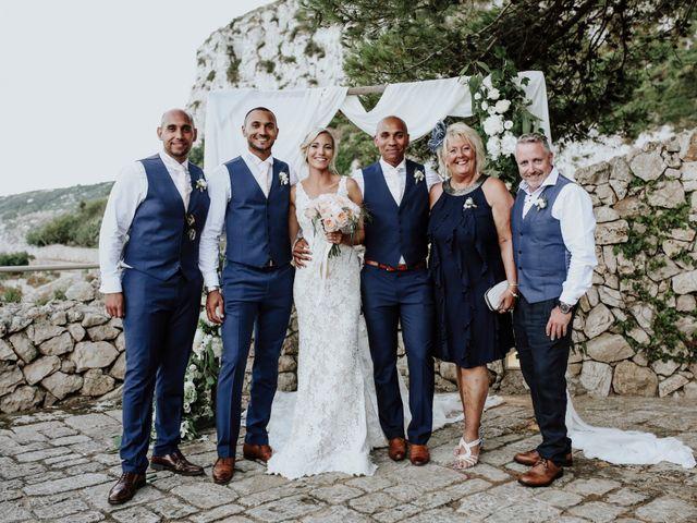 Il matrimonio di Charlton e Gina a Morciano di Leuca, Lecce 62