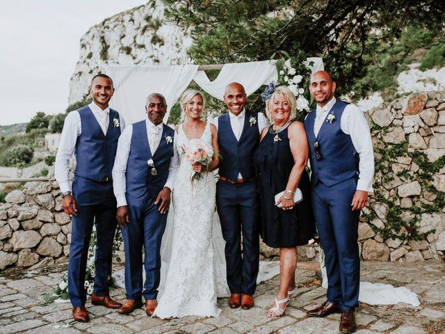 Il matrimonio di Charlton e Gina a Morciano di Leuca, Lecce 64