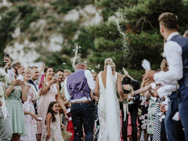 Il matrimonio di Charlton e Gina a Morciano di Leuca, Lecce 67