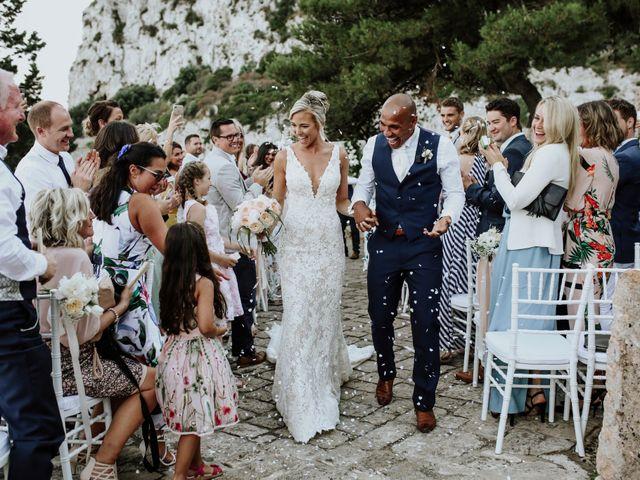 Il matrimonio di Charlton e Gina a Morciano di Leuca, Lecce 68