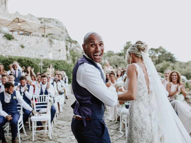Il matrimonio di Charlton e Gina a Morciano di Leuca, Lecce 69