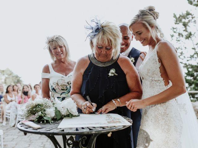 Il matrimonio di Charlton e Gina a Morciano di Leuca, Lecce 70