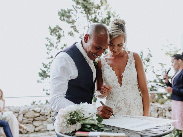 Il matrimonio di Charlton e Gina a Morciano di Leuca, Lecce 71