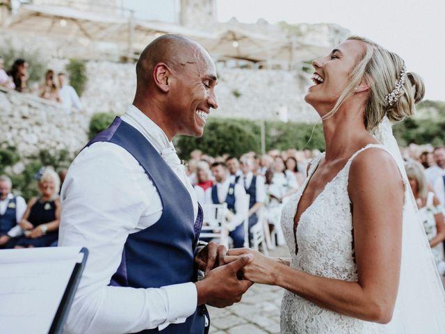 Il matrimonio di Charlton e Gina a Morciano di Leuca, Lecce 72
