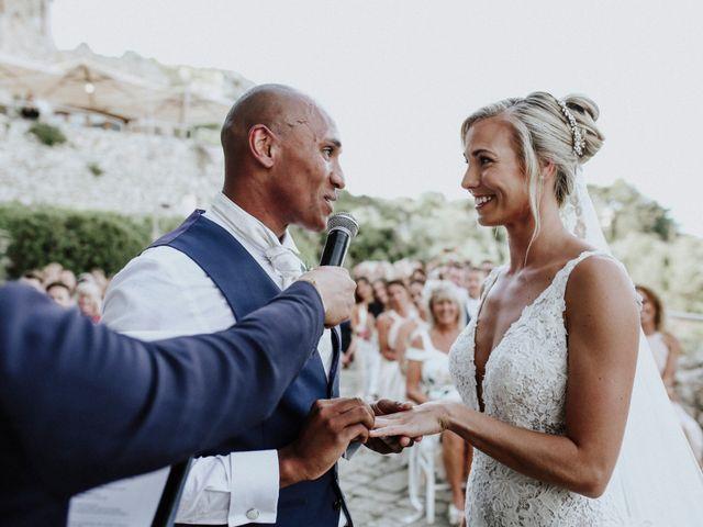 Il matrimonio di Charlton e Gina a Morciano di Leuca, Lecce 73