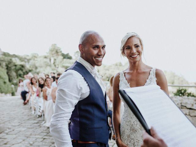 Il matrimonio di Charlton e Gina a Morciano di Leuca, Lecce 75