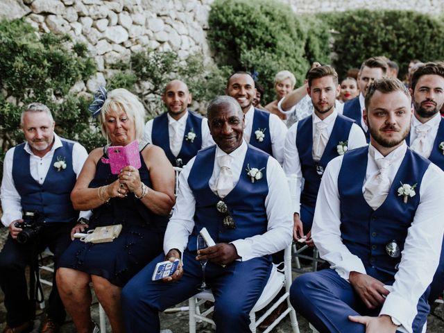 Il matrimonio di Charlton e Gina a Morciano di Leuca, Lecce 76