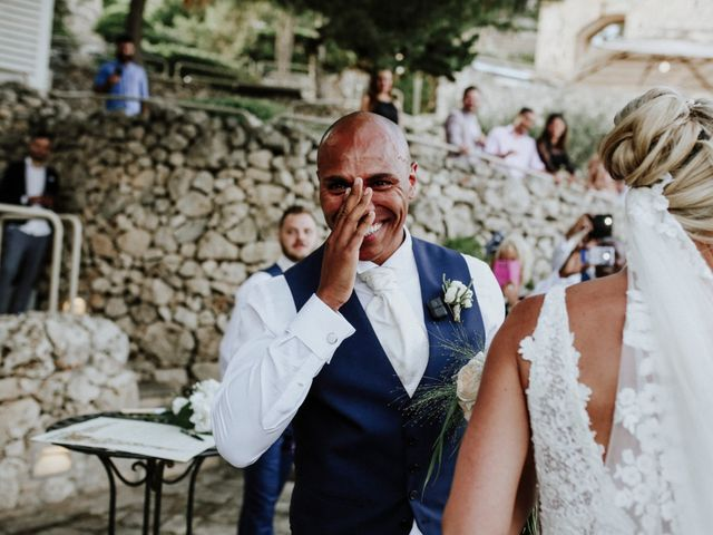 Il matrimonio di Charlton e Gina a Morciano di Leuca, Lecce 77