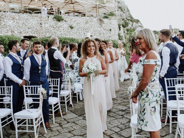 Il matrimonio di Charlton e Gina a Morciano di Leuca, Lecce 79