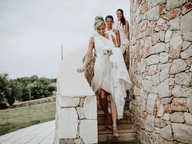 Il matrimonio di Charlton e Gina a Morciano di Leuca, Lecce 84