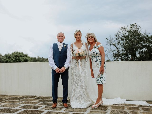 Il matrimonio di Charlton e Gina a Morciano di Leuca, Lecce 87