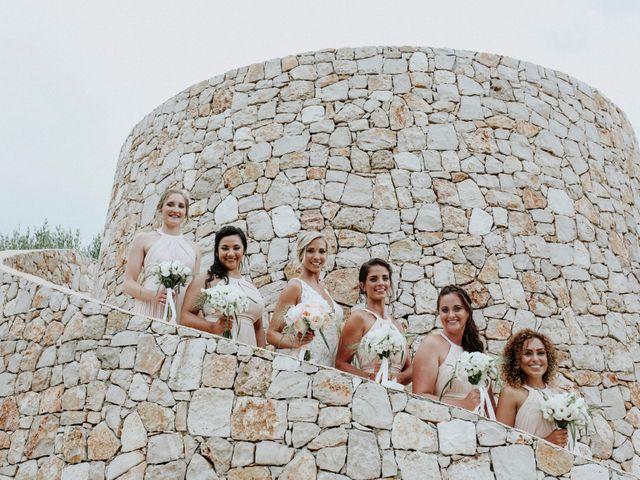 Il matrimonio di Charlton e Gina a Morciano di Leuca, Lecce 88