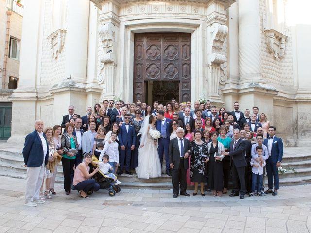 Il matrimonio di Alessandro e Agnese a Lecce, Lecce 28