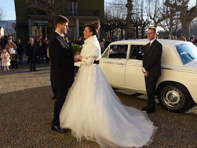 Il matrimonio di Alessandro e Viviana a Calolziocorte, Lecco 37